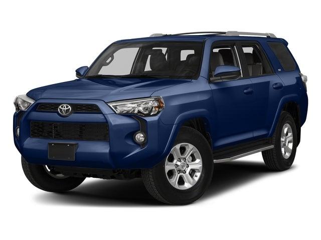 2018 Toyota 4runner Sr5 Premium Toyota Dealer Serving