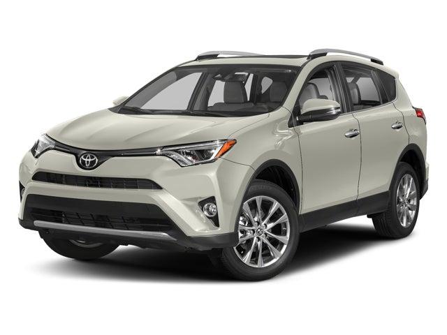 2018 Toyota Rav4 Limited Toyota Dealer Serving Myrtle Beach Sc
