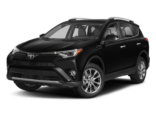 2018 Toyota Rav4 Limited In Myrtle Beach Sc Sparks