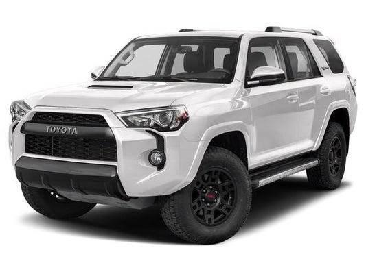 Sparks Toyota Service >> 2019 Toyota 4runner Trd Pro