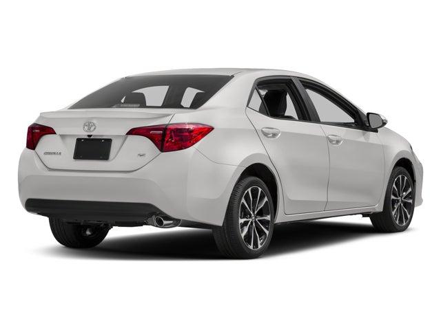 2017 Toyota Corolla Se In Myrtle Beach Sc Sparks