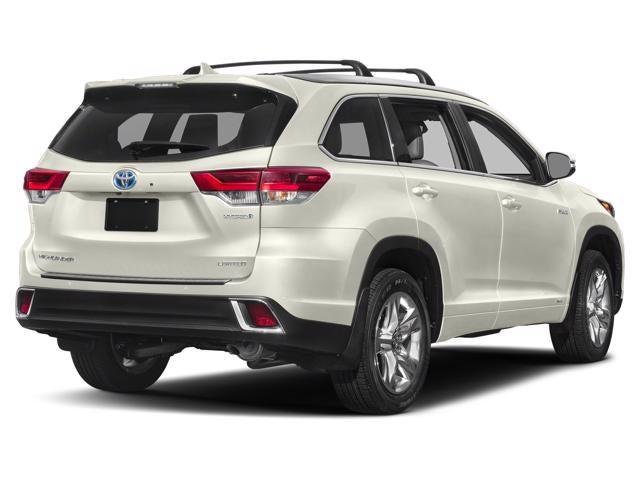 2019 Toyota Highlander Hybrid Limited Platinum In Myrtle Beach Sc Sparks