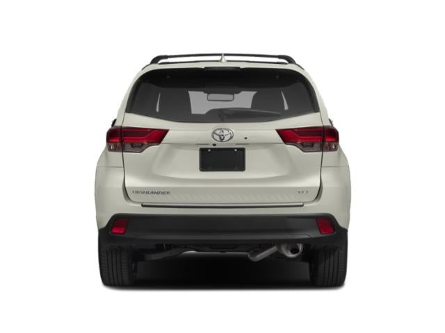 2019 Toyota Highlander Xle Toyota Dealer Serving Myrtle Beach Sc