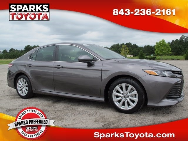 2018 Toyota Camry Le In Myrtle Beach Sc Sparks