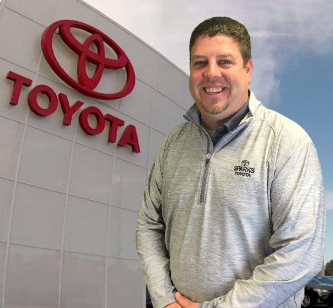 Sparks Toyota Service >> Sparks Toyota Staff Myrtle Beach Sc Area Toyota Dealer